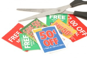 Save money with grocery coupons!