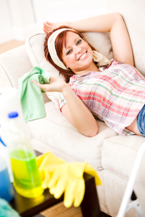 Get motivated for Spring Cleaning and Decorating