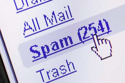 Avoid spam with these tips