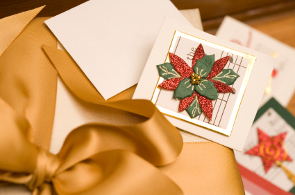 HolidayCards and Wrap