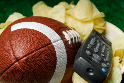 Your Super Bowl party doesn't have to be super expensive!  Try some of these frugal Super Bowl party ideas.