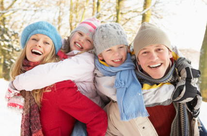 Are your kids getting antsy about being cooped up all Winter long? Time to play in the snow! These activities are fun and won't cost you any money at all.
