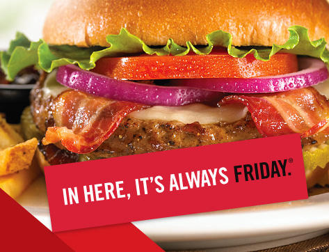 $5 T.G.I. Friday's Coupon