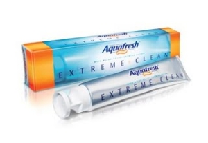 $1/1 Any Aquafresh Extreme Clean Toothpaste
