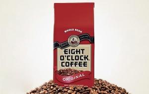 $2/2 Eight O'Clock Coffee