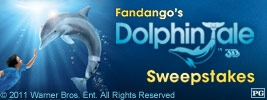 Dolphin Tale Sweepstakes