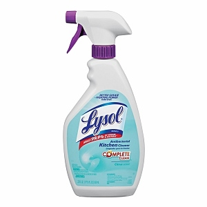 $0 50 1 Lysol Antibacterial Kitchen Cleaner