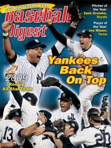 Free Subscription to Baseball Digest
