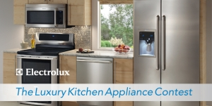 Luxury Kitchen Appliance Sweepstakes from Abt Electronics