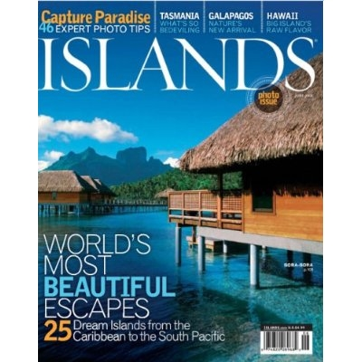 Free Islands Magazine Subscription