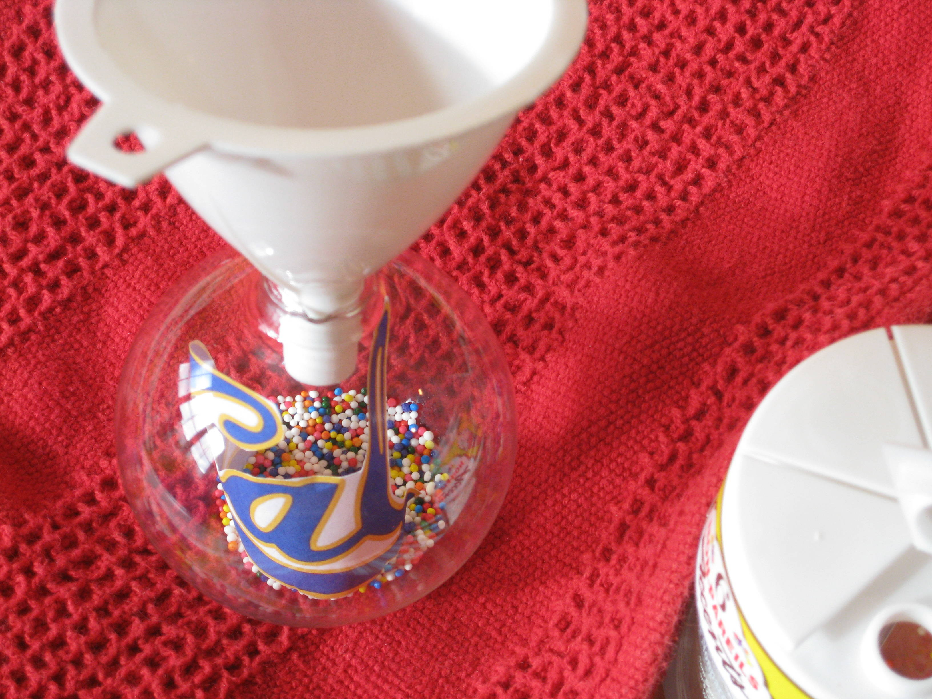 Glass xmas ornaments -  Surprise Someone This Christmas With Handmade Ornament Gifts These Are Frugal And Easy To Make