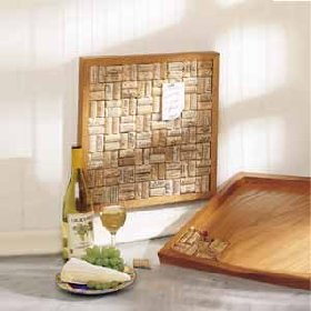DIY Holiday Gifts: Wine Cork-Boards | FreeCoupons.com