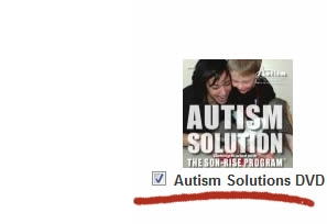 Free Autism Solutions DVD