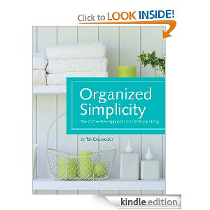 Free Kindle Download of Organized Simplicity