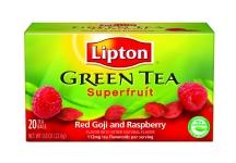 Free Sample of Lipton Green Tea with Superfruit Taste