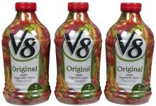$1/2 V8 Vegetable Juices 46 oz. or Larger