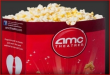 AMC Small Popcorn