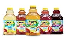 $1/1 Mott's for Tots Juice 64 oz. Bottle or 6.75 oz 8 Pack Juice Box
