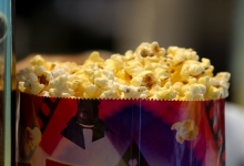 Regal Cinema Small Popcorn