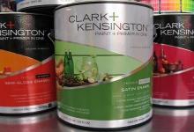Clark Kensington Paint