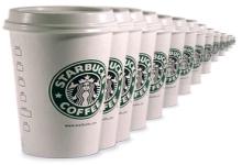 Starbucks Tall Coffee