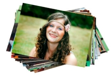 Photo Print Stack