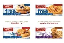 Van's Breakfast Products
