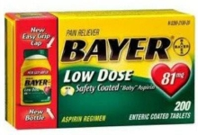Bayer Coupon Booklet