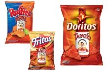 BOGO Doritos Tapatio or Ruffles Tapatio Limon Chips