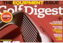 Free Subscription to Golf Digest