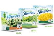 $0.50/2 Green Giant Valley Fresh Steamers Frozen Vegetables
