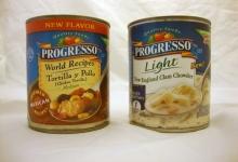 $1/4 Progresso Soup