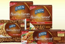 $1/2 Ronzoni Healthy Harvest Products