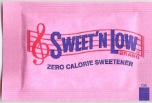 $0.50 Off 100 Packets of Sweet and Low