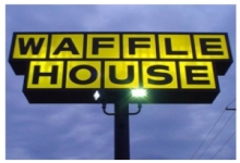 Free Coffee or Waffle at the Waffle House