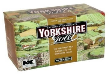 Free Yorkshire Gold Tea Sample