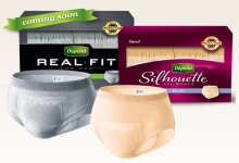 Depend Real Fit ro Silhouette