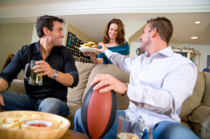 What will you serve at your Super Bowl party?  Try some of these really simple recipes!