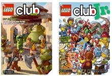 Lego Club Jr. Magazine