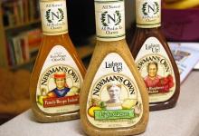 Newman's OWn Lite Salad Dressing