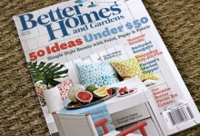 free subscription to home and gardens magazine