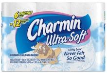 Charmin Ultra Soft