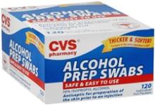 Alcohol Prep Swabs