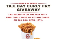 Arby's Tax Day