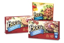 Boca Meatless Products