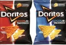 Doritos Locos Tacos Chips