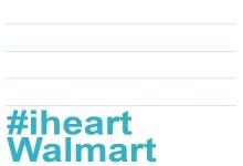 I heart Walmart