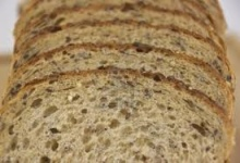 Sliced Seeded Bread