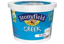 Stonyfield Organic Yogurt (1)