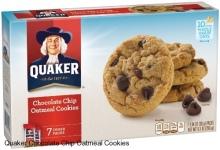 quaker Chocolate Chip Cookies